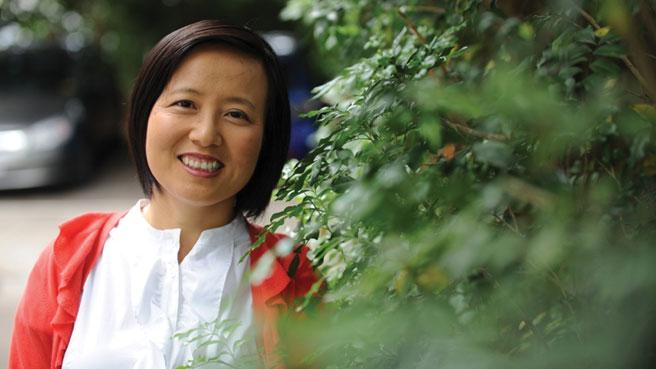 Client Focus: Lindy Chen