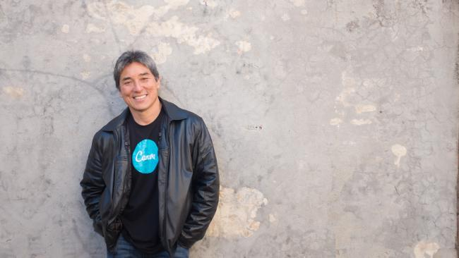 Former Apple evangelist Guy Kawasaki's 10 steps to getting started in business